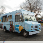 ION Television - Get Wrapped Up, passenger side 3/4 view of truck