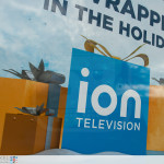 ION Television - Get Wrapped Up, ION logo close-up